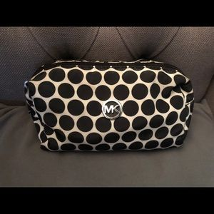 Used MK makeup pouch